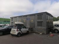 Производство и установка 2БКТП 1000/10/0,4 кВА по заказу ЛЭСР на политехнической улице Санкт-Петербург