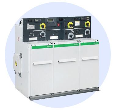 Продажа Ячейки RM6 Schneider Electric - КРУЭ моноблок элегазовый